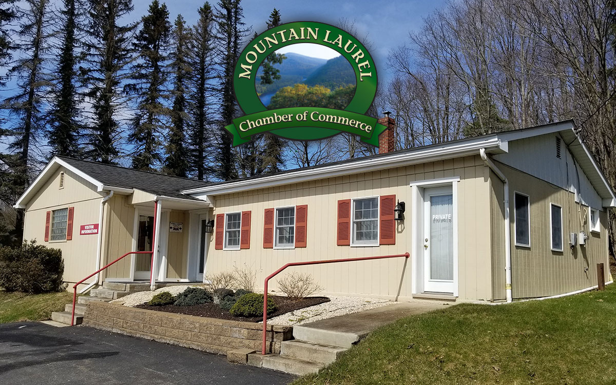 The new MLCC office in Jones Mills, PA