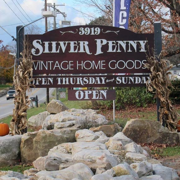 The Silver Penny Vintage Home Goods