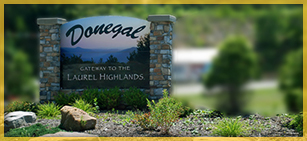 Donegal, the Gateway to the Laurel Highlands
