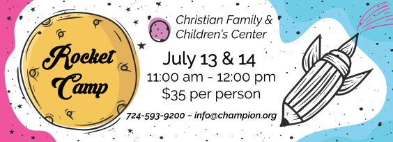 Rocket Camp Christian Family & Children's Center